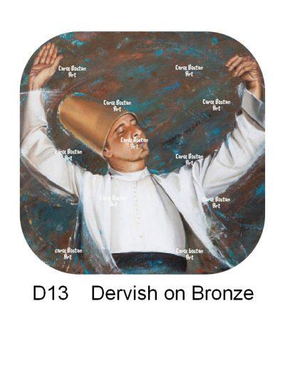 D13-Dervish-on-Bronze